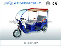 800w commercial tricycles,taxi electric tricycle for passenger operated by battery for disabled