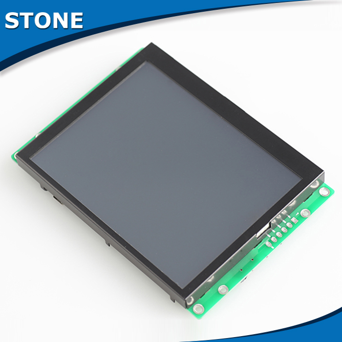 tft lcd module 5 inch resistive touch screen with CPU manufacturer