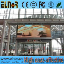 Outdoor commercial advertising DIP full color P20 led display billboard screen