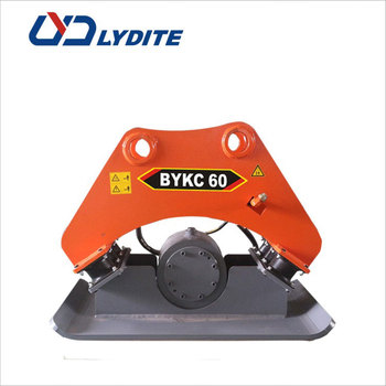 Excavator Attachment supplier LYD made excavator hydraulic plate compactor vibro plate compactor and vibro compactor for sale