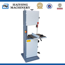 Vertical Small Wood Band Saw Machine