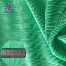 High-quality Spandex elastic material warp knitting fabric for swimwear