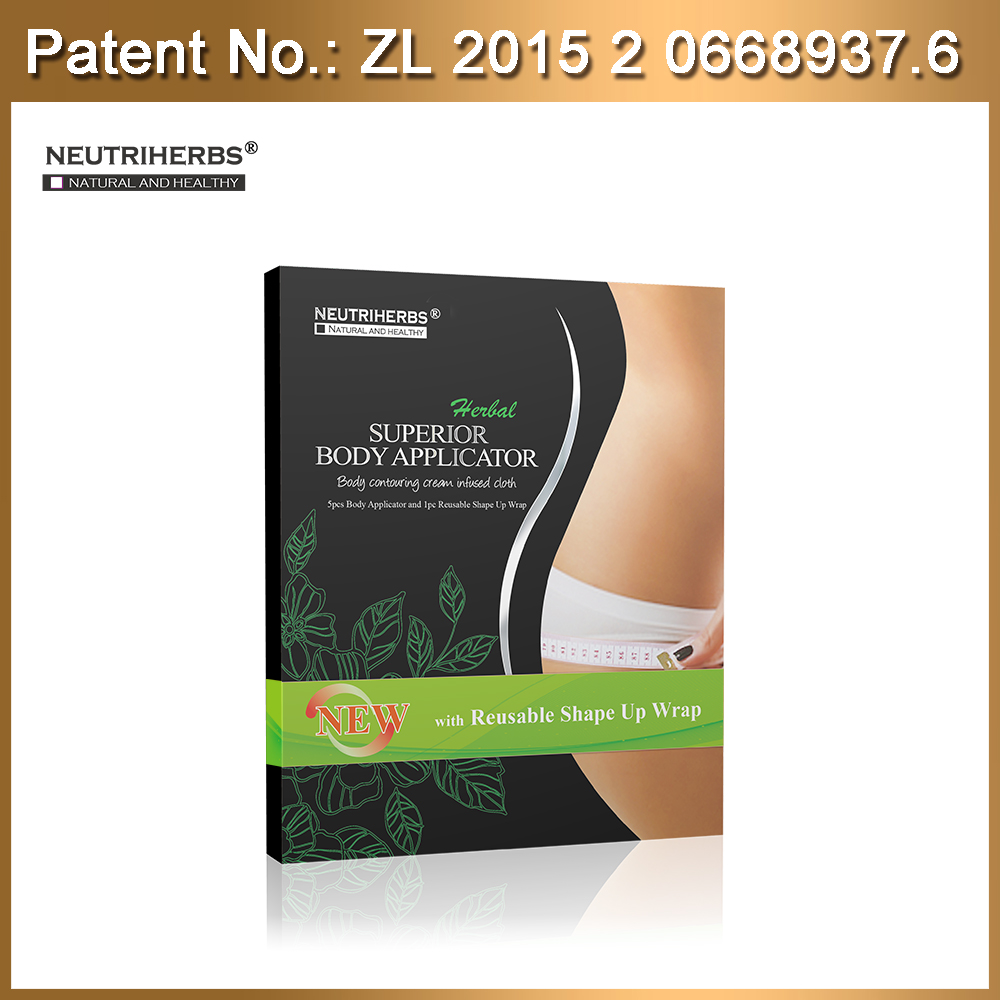 Neutriherbs wholesale products fat burn slim fit body patch fast diet weight loss for men