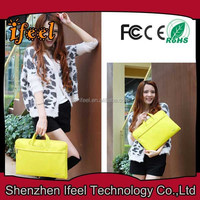 LOGO Printing New Promotional Neoprene Laptop Sleeve Case Pouch Bag for macbook,for iPad ,Tablet PC