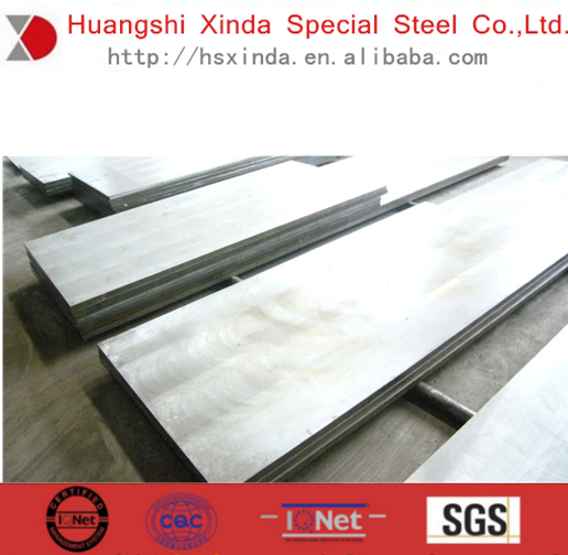 plastic coated steel 1.2083 sheet