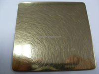 no. 4 brushed finish stainless steel factory price