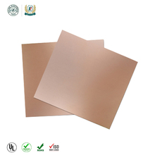 4x8 Insulation foil backed sheets price fr4 copper clad laminated board