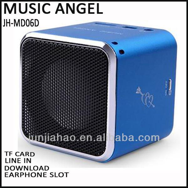 MUSIC ANGEL Factory MD06D Acoustic System Bathroom Speakers Speaker For  Phone Speakers Subwoofer Acoustic System