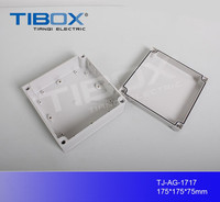 China supplier electronic plastic enclosures wall mount