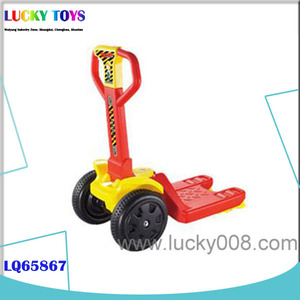 New children electric car wholesale forklift ride on car toys electric vehicles for kids