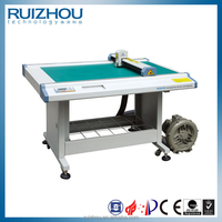 Paper pattern cutting machine for shoes making