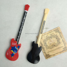 Promotional Guitar Shaped Pen Cool Novelty Product