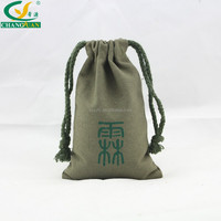custom canvas shoe dust bag wholesale