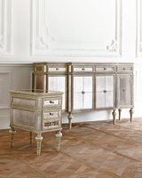 Wholesale price antique home mirrored furniture