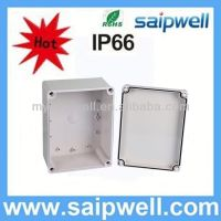 2013 high quality plastic hdd enclosure ,abs waterproof box IP66