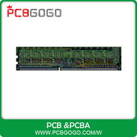 Low cost pcb prototype pcb layout service led circuit board design