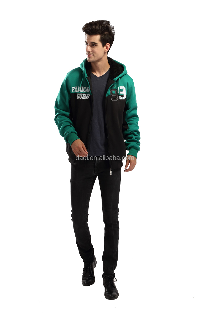 Cheap Polyester Mans Hoody Jacket