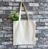 custom tote bag plain canvas wholesale