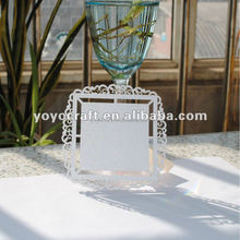 YOYO crafts best price custom paper lace thank you cards wholesale