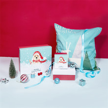 Wholesale Cardboard Christmas Decoration Gift Boxes
