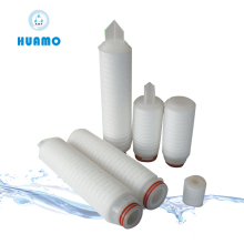 Air filter /Gas Cartridge/PTFE membrane filter media 0.2micron