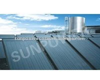 flat plate solar water heater solar collector 2012 popular technic