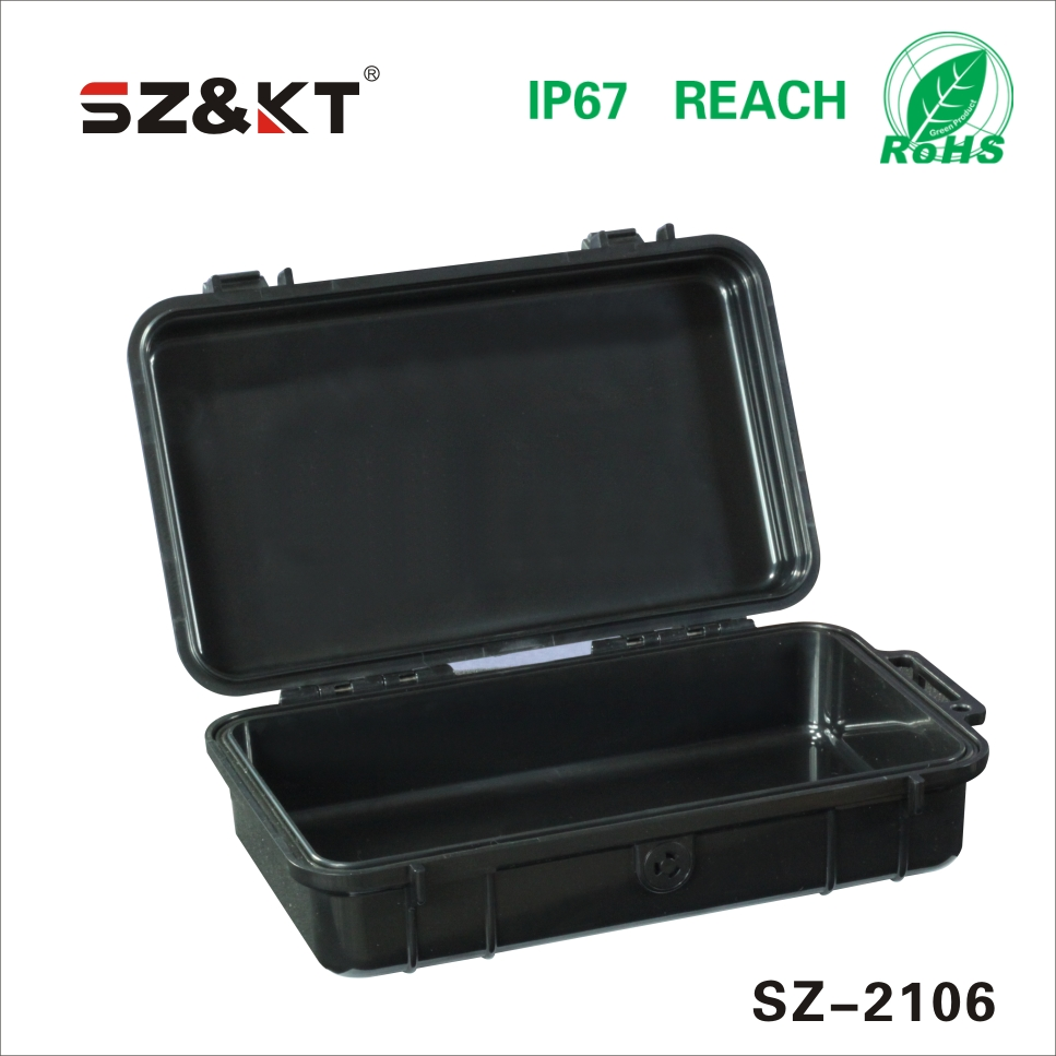 waterproof shockproof and crushproof safety case