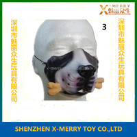 X-MERRY Realistic Dog Lower Half Face For Adults Theme Party Costume Mask Masquerade Cosplay Mask