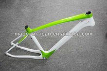 Newest ICAN 650b bike parts 27.5er mountain bicycle frame specialized carbon bike frame set mtb 27.5er bike frames