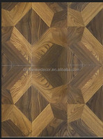12mm HDF parquet laminate flooring