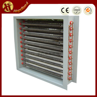 PTC electric finned air duct heater with good price