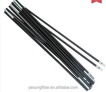 fiberglass pole/stck/rod for handle fishing nets