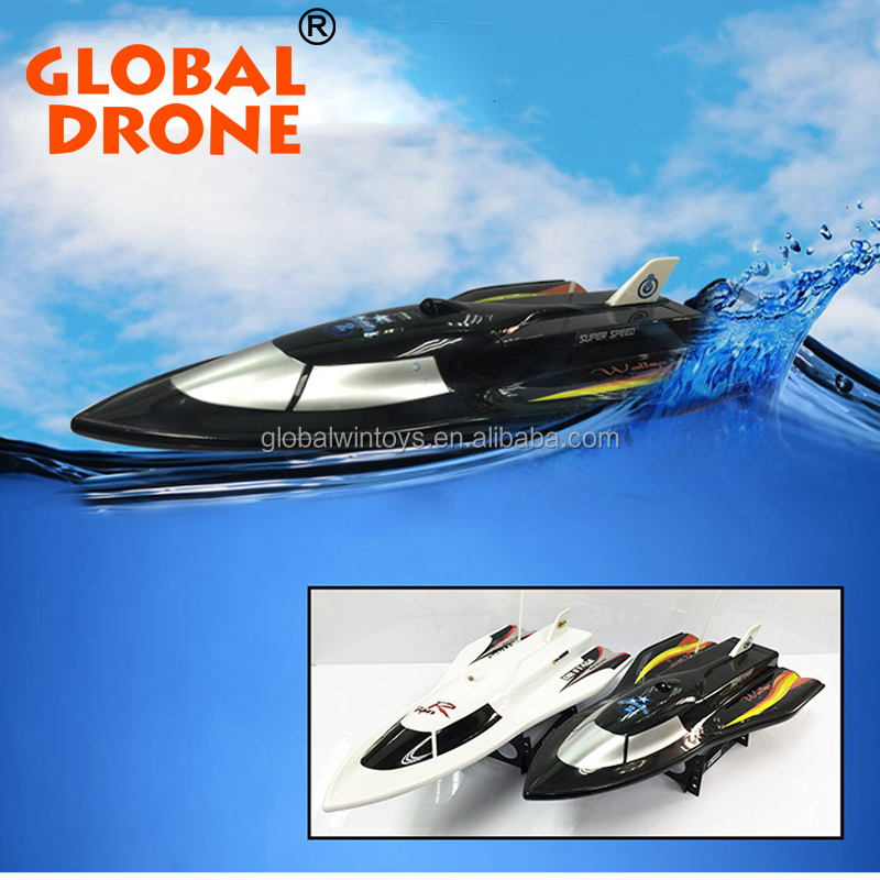 GLOBAL DRONE 3362 Radio Remote Control RC sail boat model toy rc ship for sale