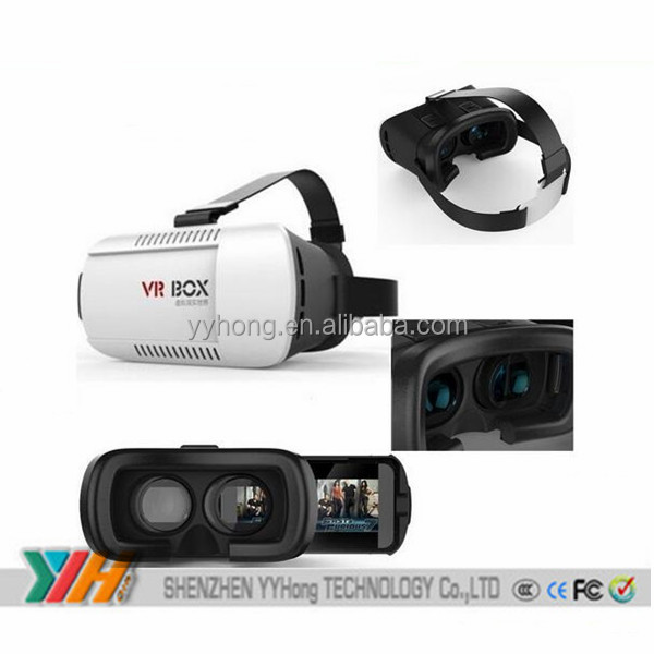 Most fashional 3D VR Virtual Reality Headset For Smartphones 3D VR Glasses