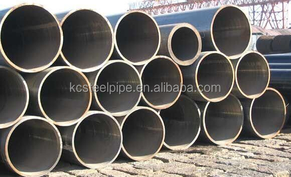 ST52 cold drawn seamless steel pipes