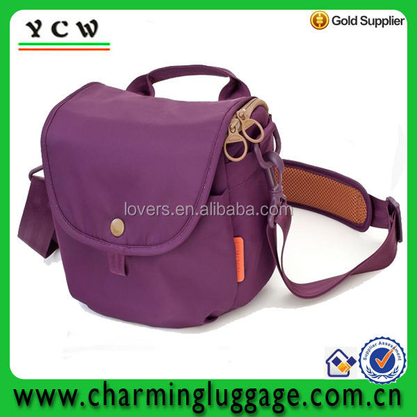 New Design Professional polyester canvas nylon Camera Bag