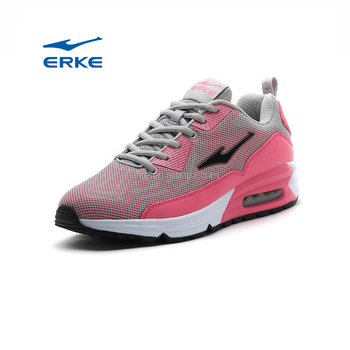 hot sales wholesale brand ERKE womens air running sports shoes 2017