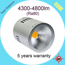 40w 4100-4800lm surface mounted led light