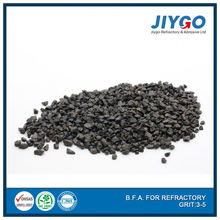 Supply grade AL2O3 96% brown fused alumina for ceramics and sand blasting