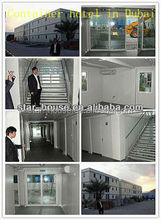 cheap and modular container hotel/prefab hotel/modular hotel