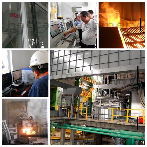 8ton-30ton Electric Arc Furnace used in steel making plant