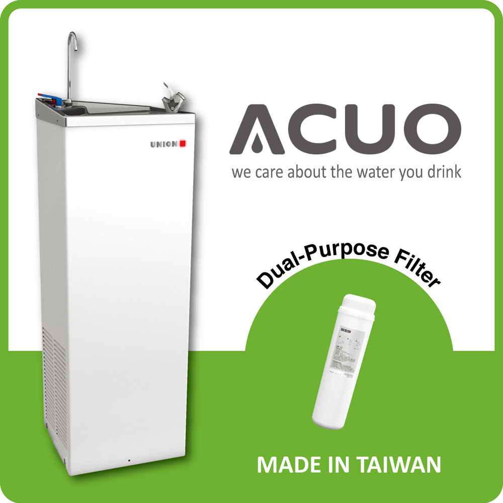 ACUO Drinking Fountain Normal Hot Water Dispenser with RO Purifier