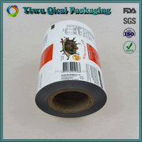 Unique Design New Products Plastic Packaging Film Roll For Chocolate Food