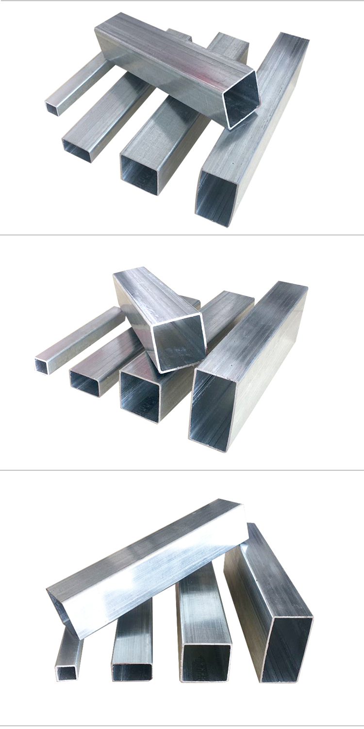 Galvanized Square Steel Tube/gi Pipe