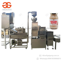 Automatic Sesame Butter Production Line Tahini Making Machine