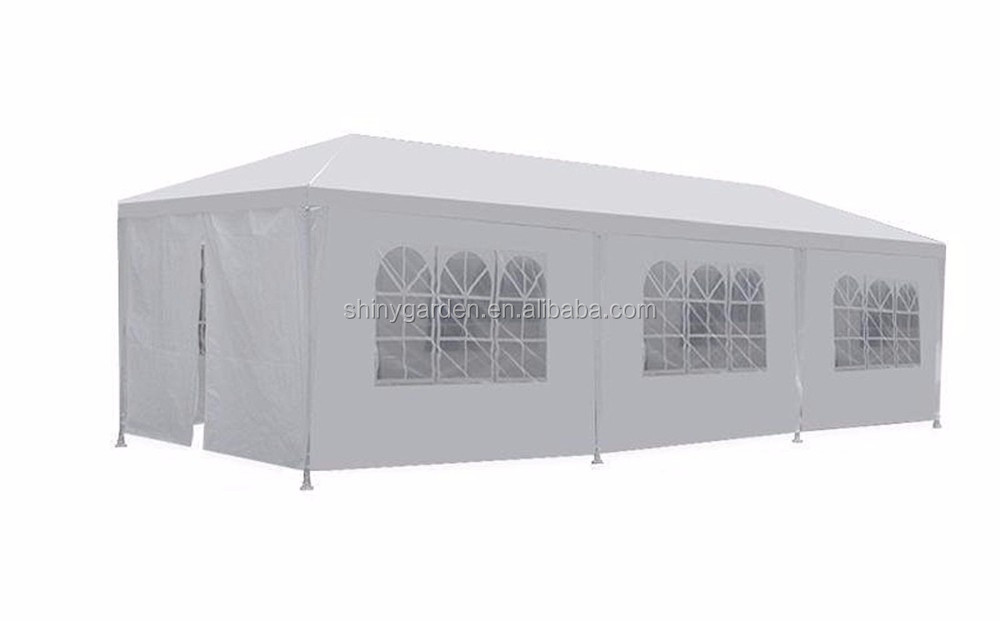 10'x30' Party Wedding Outdoor Patio Tent Canopy Gazebo