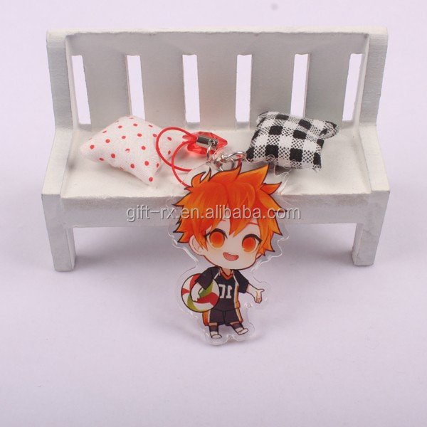 Customized Acrylic Phone Charm - Cell Phone Strings