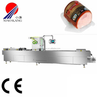 DLZ420 thermoforming packaging machine for meat