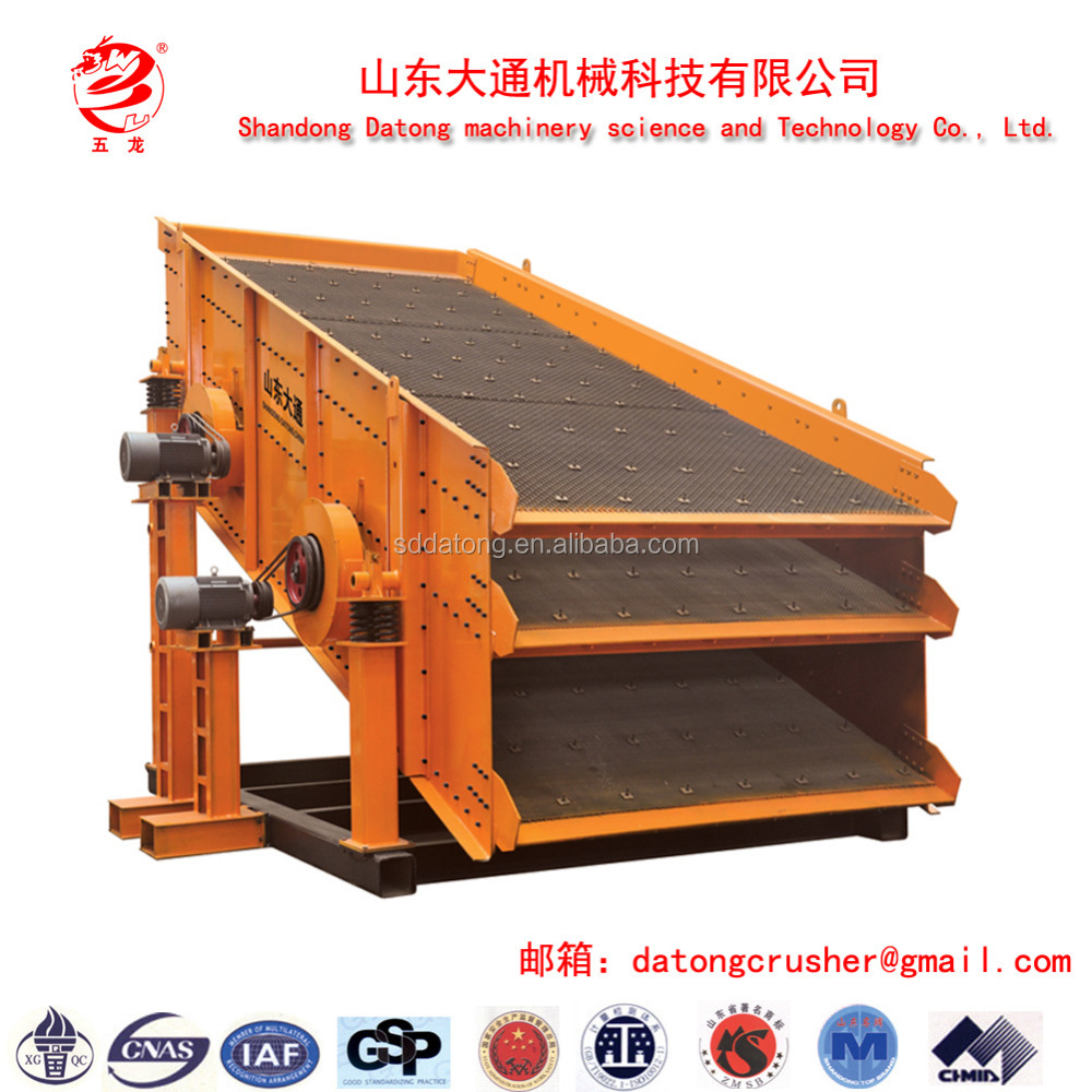 Full Service High Quality YK Circular Vibrating Screen Classifier Price for Sale