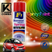 F1 aerosol 400ml spray paint spray
